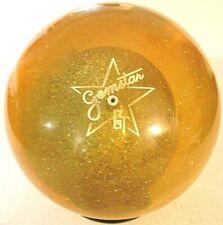 🎳 GEMSTAR by GEMTEK [NEVER DRILLED!] MEGA RARE! Plastic Ball Made in U.S. A. 🎳