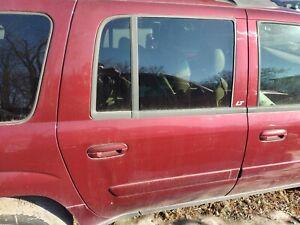 2002 2005 Chevrolet Trailblazer EXT Rear Door Shell Panel Right Pass Side OEM