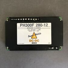 NEMIC-LAMBDA PH300F 280-12 DC-DC Power Module, IN:200-400V 1.88A, OUT:12V 25A