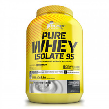 OLIMP SPORT NUTRITION Pure Whey Isolate 95 vanille 2200 g