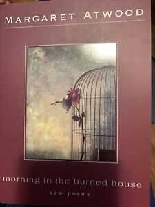 Morning in the Burned House (Paperback or Softback) Signed By Margaret Atwood