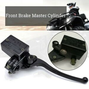 Brake Cylinder Black Replacement Motorcycle Universal Reservoir Latest Useful