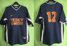 Maillot Montpellier Teddy Smith Porté entrainement #12 Football Nike Vintage - L