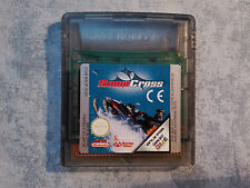 SNOW CROSS NINTENDO GAME BOY COLOR GBC, ADVANCE GBA PAL ITALIANO LOOSE CARTUCCIA
