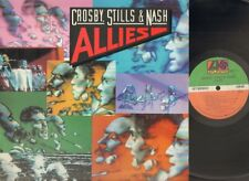 Crosby Stills & and Nash ALLIES 1983 LP LIVE co USA