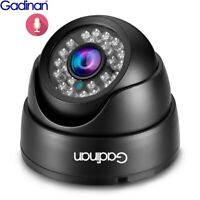 Full HD 1080P Audio 25fps Security IR Vision Dome ONVIF IP camera DC 12V/48V POE