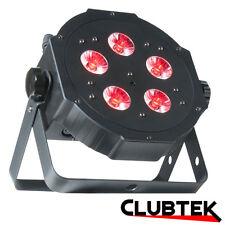 Adj Mega Tri-Par Perfil Plus Parcan Uv Led Rgb Dmx Iluminación Superior Iluminación UK