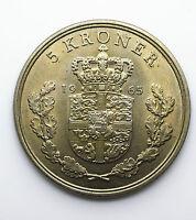 1965 Denmark 5 Kroner - Frederik IX - Lot 21