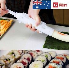 Sushi Bazooka Sushi Roller Maker Mould Rice Kit Perfect Easy Kitchen DIY