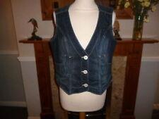Denim NEXT Waistcoats for Women