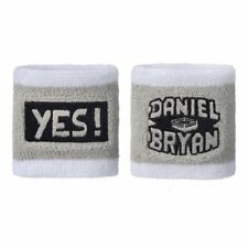Daniel Bryan YES! Official WWE Fan Support Wristbands - One Pair (New)