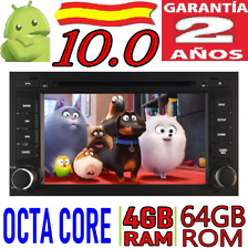 "4GB RAM ANDROID 10.0 SEAT LEON 2014 IBIZA COCHE 7"" RADIO DVD GPS AUTORADIO WIFI"