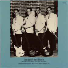 "BOBBY FULLER AND THE FANATICS  ""THE CHASE""   CLASSIC"