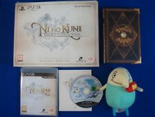 Ps3 Ni No Kuni Wrath of the White Witch Wizard's Edition Region Free PAL ENGLISCH