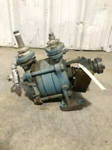 Flowserve SIHI LOHQ-05501-AN001084 Two-Stage Liquid Ring Vacuum Pump 80-1013mbar