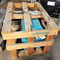 Hansen Transmissions RDC31-AN-20 Parallel Shaft Gear Reducer 19.826 Ratio