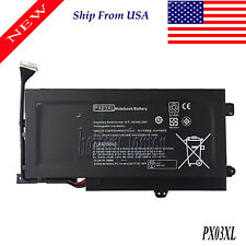 New PX03XL Battery for HP Envy 14-K Touchsmart M6-k M6-k125dx k010dx 715050-001