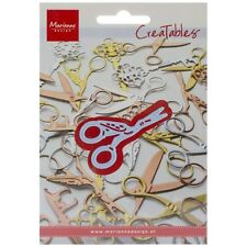 "Marianne Design Creatables Dies ~ Stork Vintage Scissors, 2"", LR0195 ~ NIP"