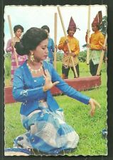 Padendang Dance Costume Sulawesi Indonesia 70s