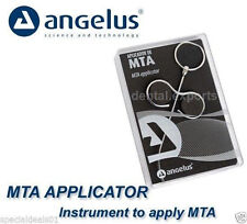 Pack of 2x MTA APPLICATOR Instrument to apply MTA 0.2mm Medium (R.155) ANGELUS