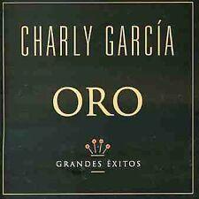 Oro [Universal/Polygram] by Charly Garc¡a (CD, Aug-2004, Universal/Polygram)
