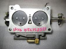 385246 Lower Carburetor 1972 Johnson 125hp V4 Outboard 125ESL72R