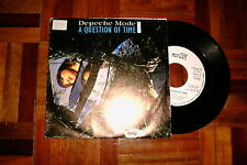 """DEPECHE MODE - QUESTION OF TIME SPANISH 7"""" SINGLE SPAIN SYNTH POP"""