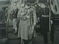 world war two item ww2 - Axis sailors brought to UK - altmark