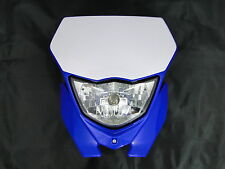 YAMAHA  WR YZ 125 250 450 F LAMP LIGHT FRONT HEADLIGHT Faro Fanale Maske Lampara