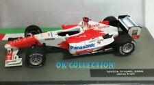 1:43 modellino auto F1 TOYOTA TF104B - (2004) - Jarno Trulli