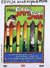 Sami swoi (DVD) Sylwester Checinski - Edycja kolekcjonerska - Region ALL/ POLISH