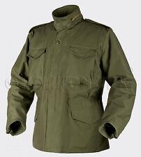 HELIKON TEX US M65 Jacke Army Field Jacket oliv mit herrausnehmbaren Futter XLR