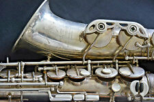Selmer Super Balanced Action alto saxophone - 1953