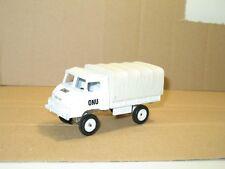 SOLIDO, Camion SIMCA MARMON UNIC baché, militaire blanc ONU / UN