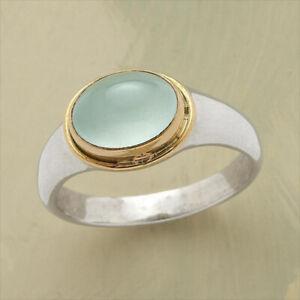 Turkish Handmade 925 Silver Moonstone Ring Women Fashion Wedding Jewelry Sz 6-10