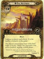 Lord of the Rings LCG  - 1x The Argonath  #075 - The Road Darkens