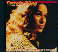 Carole King Songs Of Long Ago CD Early Demos The Building Sessions RARE