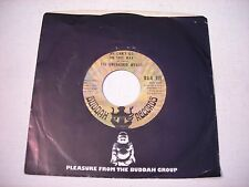 w SLEEVE The Unchained Mynds We Can't Go On This Way 1969 VG+ 45rpm GARAGE