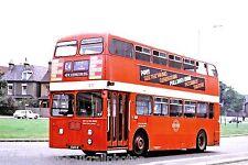 London Transport XA1 CUV1C 6x4 Bus Photo Ref L264