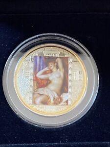 20 $ Masterpieces of Art - Pier Auguste Renoir - Sleeping Bather 2012 - Cook