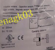 Original Sensor SBL-R18-10DLA proximity switch, low voltage switch