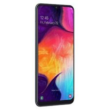 Samsung A505 Galaxy A50 128GB schwarz LTE/4G Android Smartphone Handy 4GB RAM