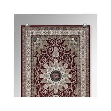 Carpet oriental rug tapestry Wall hanging Display Hang Fabric Textile Art Hanger