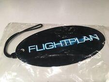 Flightplan Movie Promo Luggage Tag w/ I.D. Badge Holder 2005 Jodie Foster NIP
