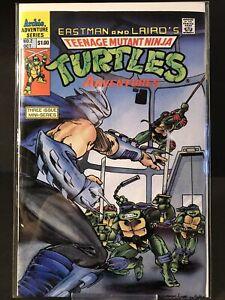 Teenage Mutant Ninja Turtles Adventures #2 Mini Series (Archie Comics) 9.4 (RC)