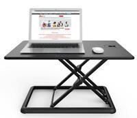 Laptop Desk Adjustable Standing Desk Stand Up Desk Sit Stand Desk For Study work