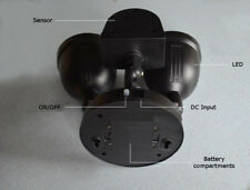 36LED Double Lamp Sensor Light Corridor lighting Solar Infrared Induction