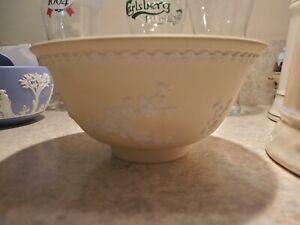 Wedgwood Primrose Yellow Jasperware Bowl