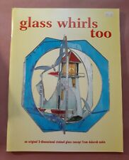 Glass Whirls Too by Deborah Aubin - Stained Glass Pattern