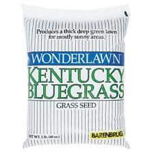 Wonderlawn 3Lb Ky Bluegrass Seed
